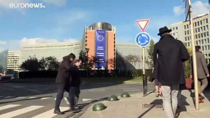 News video: Eurobonds kommen - heißen aber Sozialanleihen
