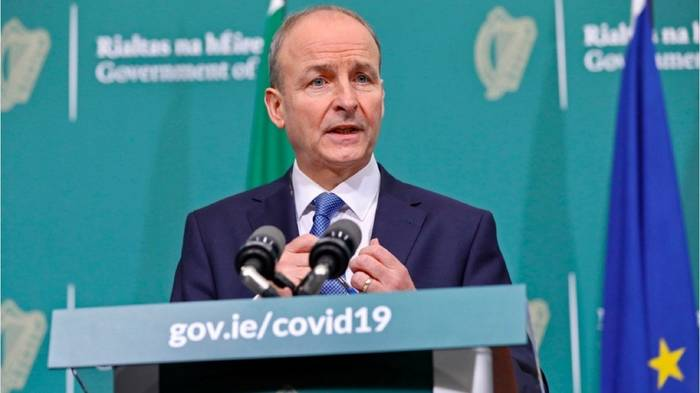 News video: Als erstes EU-Land: Irland im zweiten Lockdown