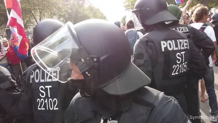 News video: Seehofer stimmt Studie zu Rassismus bei der Polizei zu