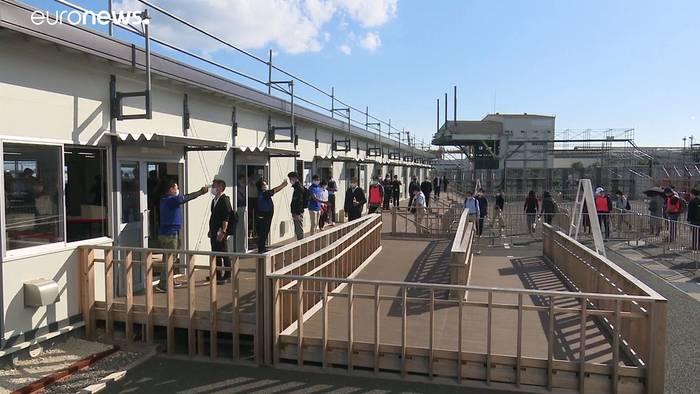 News video: Coronavirus: Olympische Spiele in Tokio bereiten sich vor
