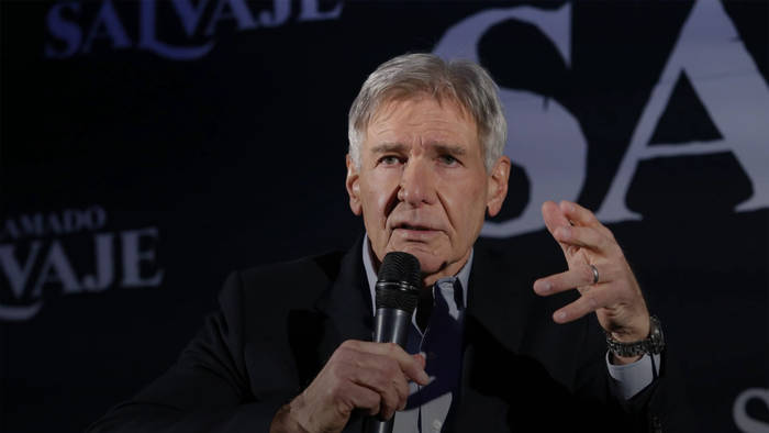 Video: Harrison Ford an Politiker: