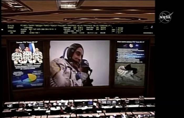 Video: Comeback in Kasachstan: ISS-Raumfahrer landen nach 196 Tagen im All