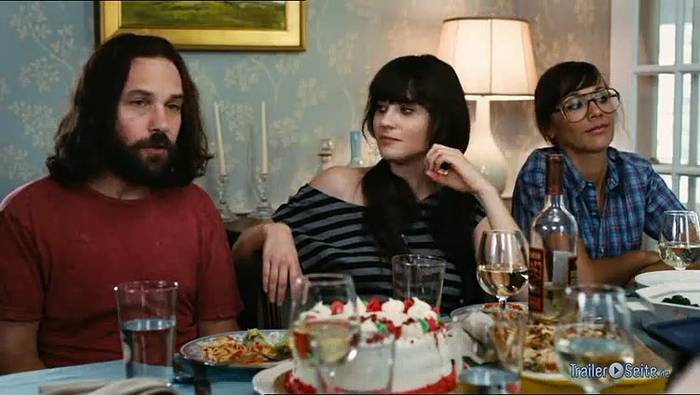 News video: Ausschnitt aus Our Idiot Brother: Tisch