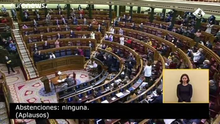 News video: Spanien: Vox-Partei scheitert mit Misstrauensantrag