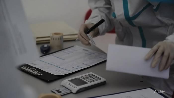 News video: Neuer Höchstwert: 11 287 Neuinfektionen in Deutschland