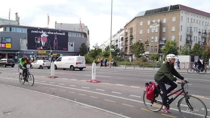 Video: Verstärkte Corona-Kontrollen in der Hauptstadt am Wochenende