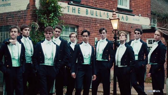 News video: The Riot Club Trailer (2014)