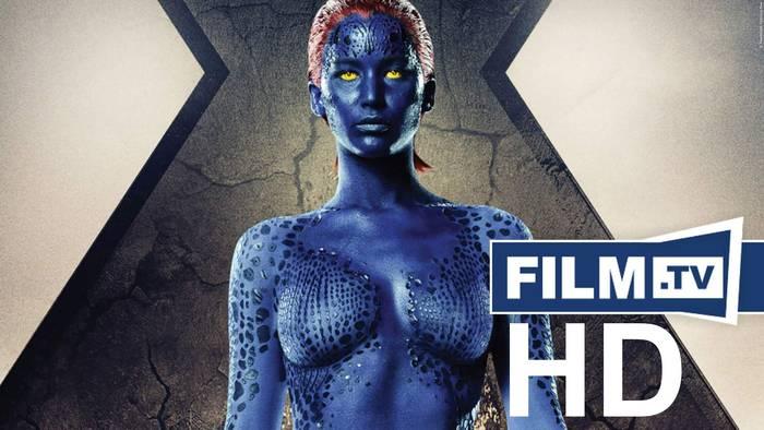 News video: X-Men Apocalypse Trailer Deutsch German (2016) - DE Trailer 1