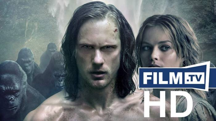 News video: Legend Of Tarzan Trailer Deutsch German (2016) 2 - FSK 6