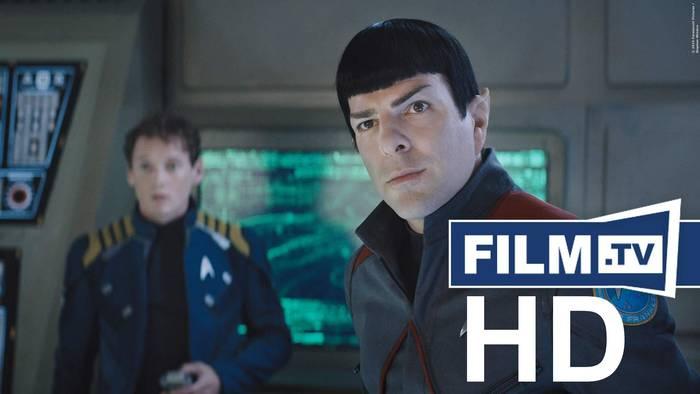 News video: Star Trek 3 Beyond Trailer Deutsch German (2016) 3