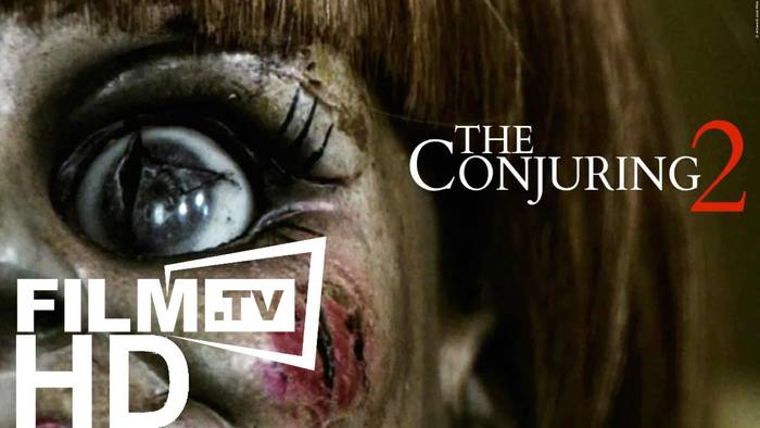 News video: The Conjuring 2 Trailer - The Enfield Poltergeist Deutsch German (2016) - TV Trailer 1