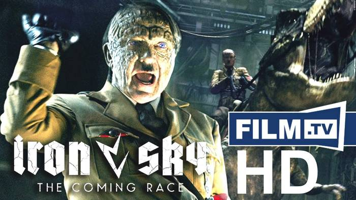 News video: Iron Sky 2: The Coming Race Trailer (2018) 2