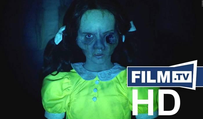 News video: Ghost Stories Trailer Deutsch German (2018)