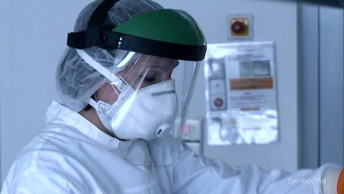 News video: 14.714 Corona-Neuinfektionen in Deutschland registriert