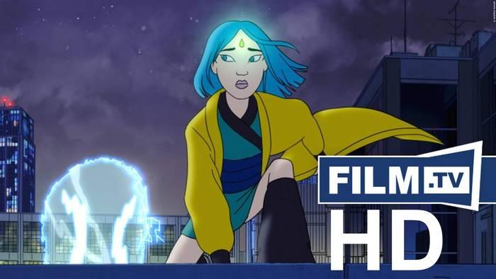 News video: Electric Girl Trailer Deutsch German (2019)