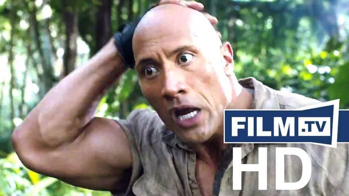 News video: Jumanji 2: The Next Level Trailer (2019) US
