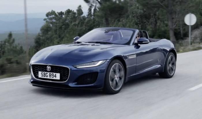 News video: Jaguar und genussvolles Autofahren unter freiem Himmel