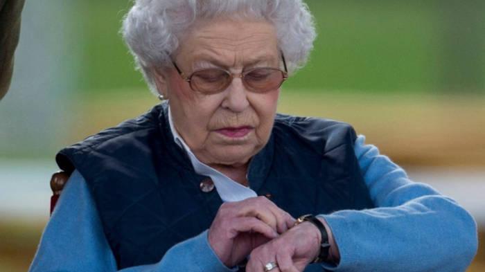 News video: Unfassbar! So lange dauert die Zeitumstellung bei den Royals