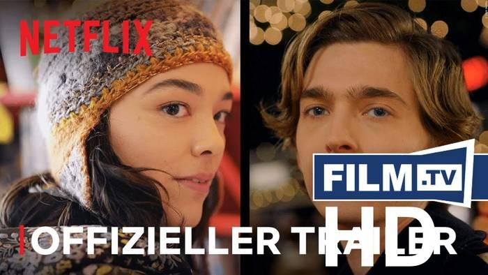 News video: Dash & Lily Trailer Deutsch German (2020)