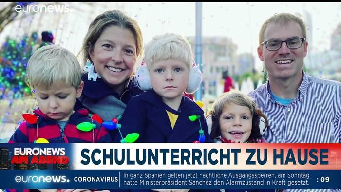 News video: Beschuss bei Bergkarabach und Lockdown light - Euronews am Abend am 26.10.