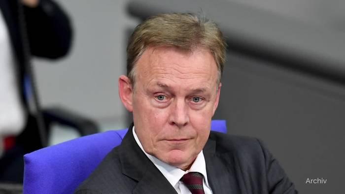 News video: Bundestagsvizepräsident Thomas Oppermann tot