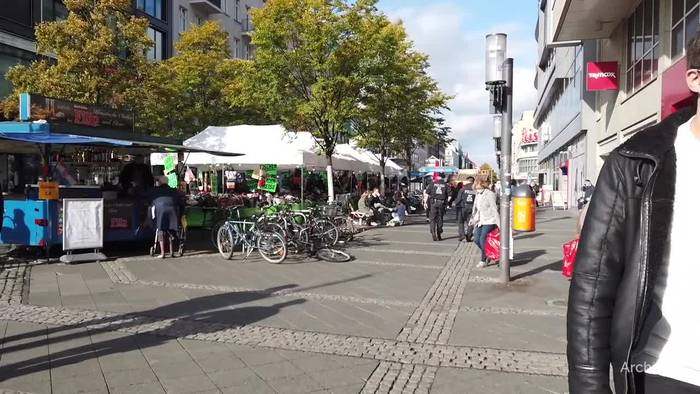 News video: Neue Obergrenzen für Veranstaltungen in Berlin wegen Corona