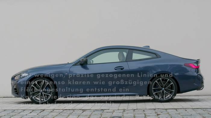 News video: Der neue BMW M440i xDrive Exterieur Design
