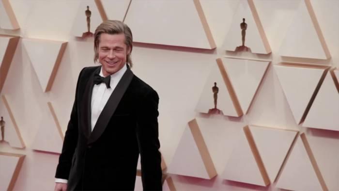 News video: Brad Pitt: Wahlspot für Joe Biden