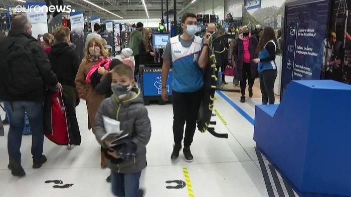 Video: Verbraucher sparen weniger, sorgen sich mehr