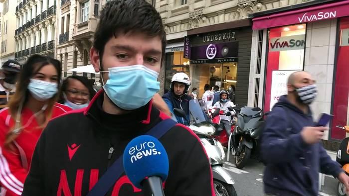 Video: Zwischen Wut und Einheit - Frankreich nach der Attacke in Notre Dame in Nizza