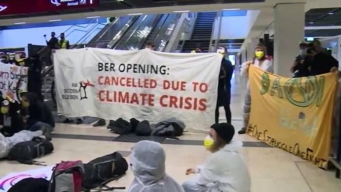 News video: Hello, London: Erster offizieller (und reibungsloser) Flug ab BER