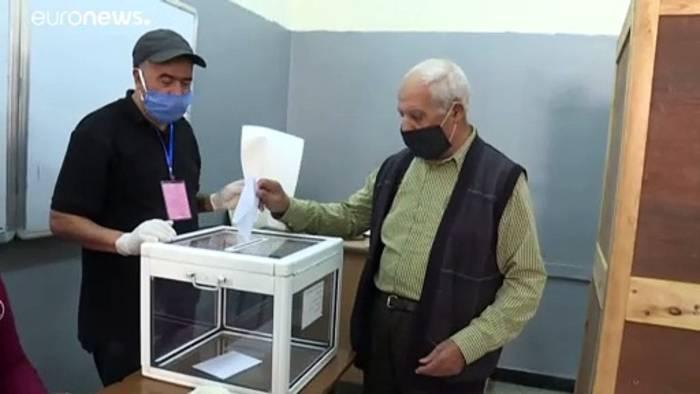 News video: Neue Verfassung in Algerien: Abstimmung für mehr Demokratie?