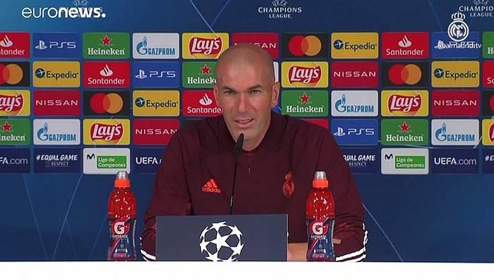 """Video: """"Endspiel"""" für Real Madrid: Gegen Inter müssen Punkte her"""