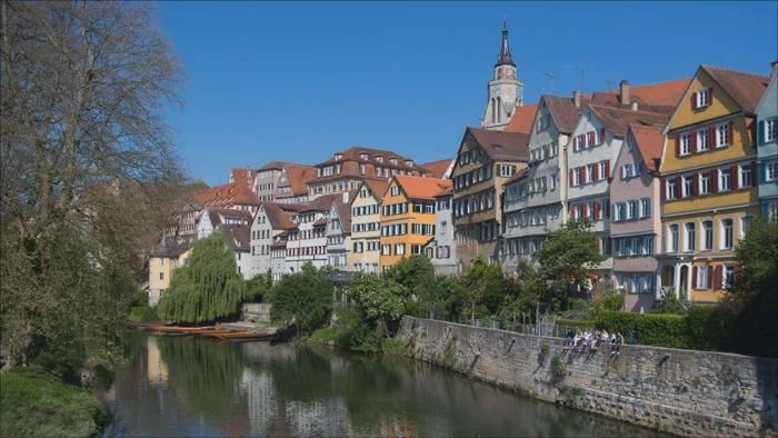 News video: Tübingen geht in der Corona-Krise den schwedischen Weg