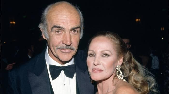 News video: Erstes Bond-Girl Ursula Andress trauert um Sean Connery