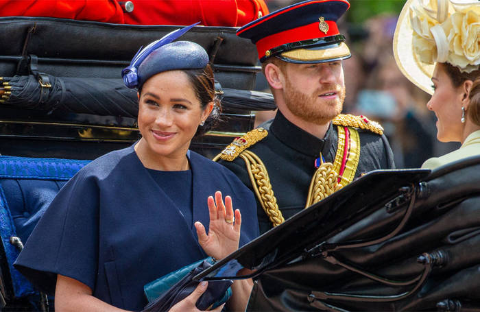 News video: Prinz Harry und Herzogin Meghan: Kein Weihnachten mit der Queen