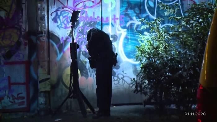 News video: Berlin: 13-Jähriger erstochen - Täter stellt sich
