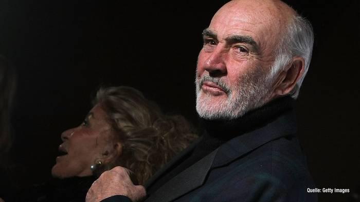 Video: Sean Connery (†): Witwe4 äußert sich zu Todesursache