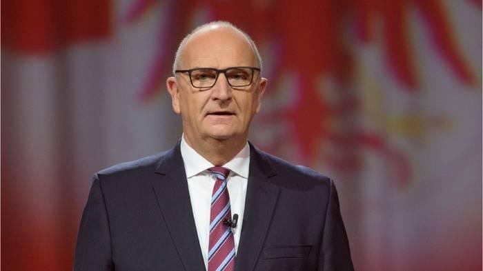 News video: Brandenburgs Regierungschef Dietmar Woidke positiv auf Corona getestet