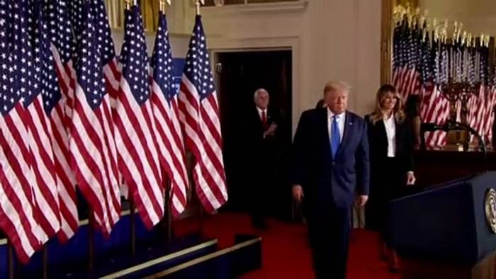 Video: Trump: