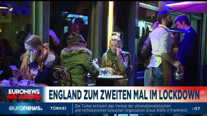 News video: Tag 2 nach der US-Wahl 2020: Zoff ums Zählen - Euronews am Abend am 05.11.