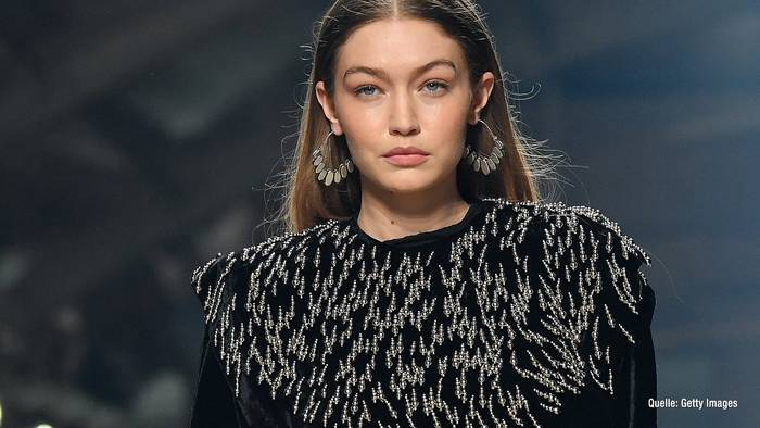 News video: Gigi Hadid: So zeigt das Model ihr Mutterglück