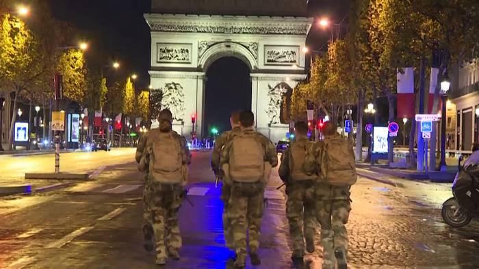 Video: Europa gedenkt Ende des Ersten Weltkriegs