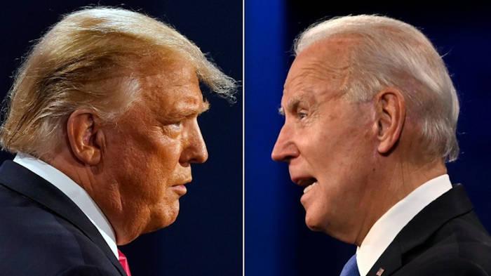 News video: Joe Biden hat die Faxen dicke: Donald Trump ist