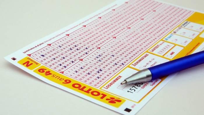 News video: Lotto-Gewinn  durch Zigaretten