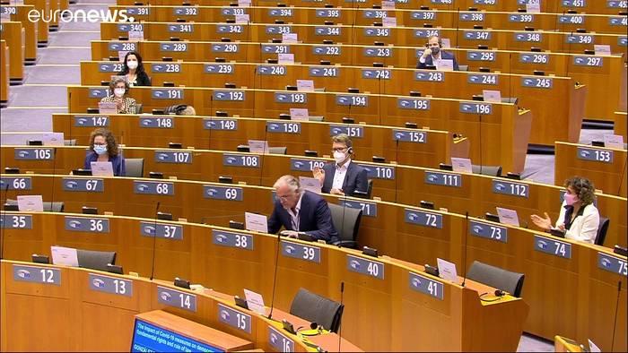 News video: Scharfe Kritik an Orbans LGBT-Politik