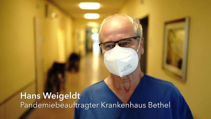 News video: Mediziner: Gipfel bei Krankenhausfällen noch nicht erreicht