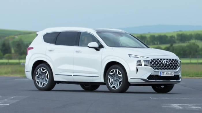 Video: Der Hyundai Santa Fe - Neue Plattform für mehr Leistung und Sicherheit