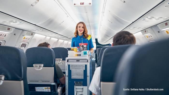 Video: Überraschend! Lufthansa schafft Gratis-Snacks auf Flug ab