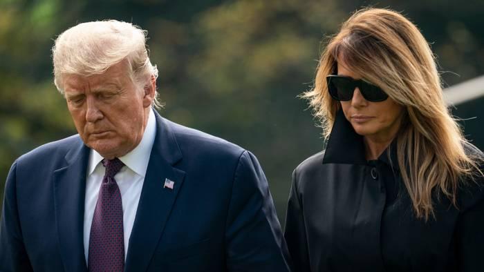 Video: Trump: So viel kassiert Melania für die Scheidung!